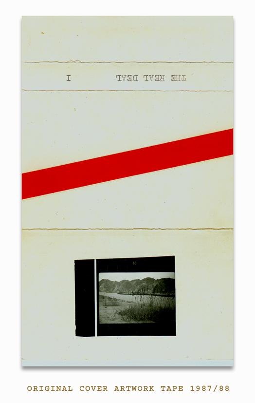 Cover des ersten Real Deal-Tapes (Leipzig) Ende 1987 / Anfang 1988