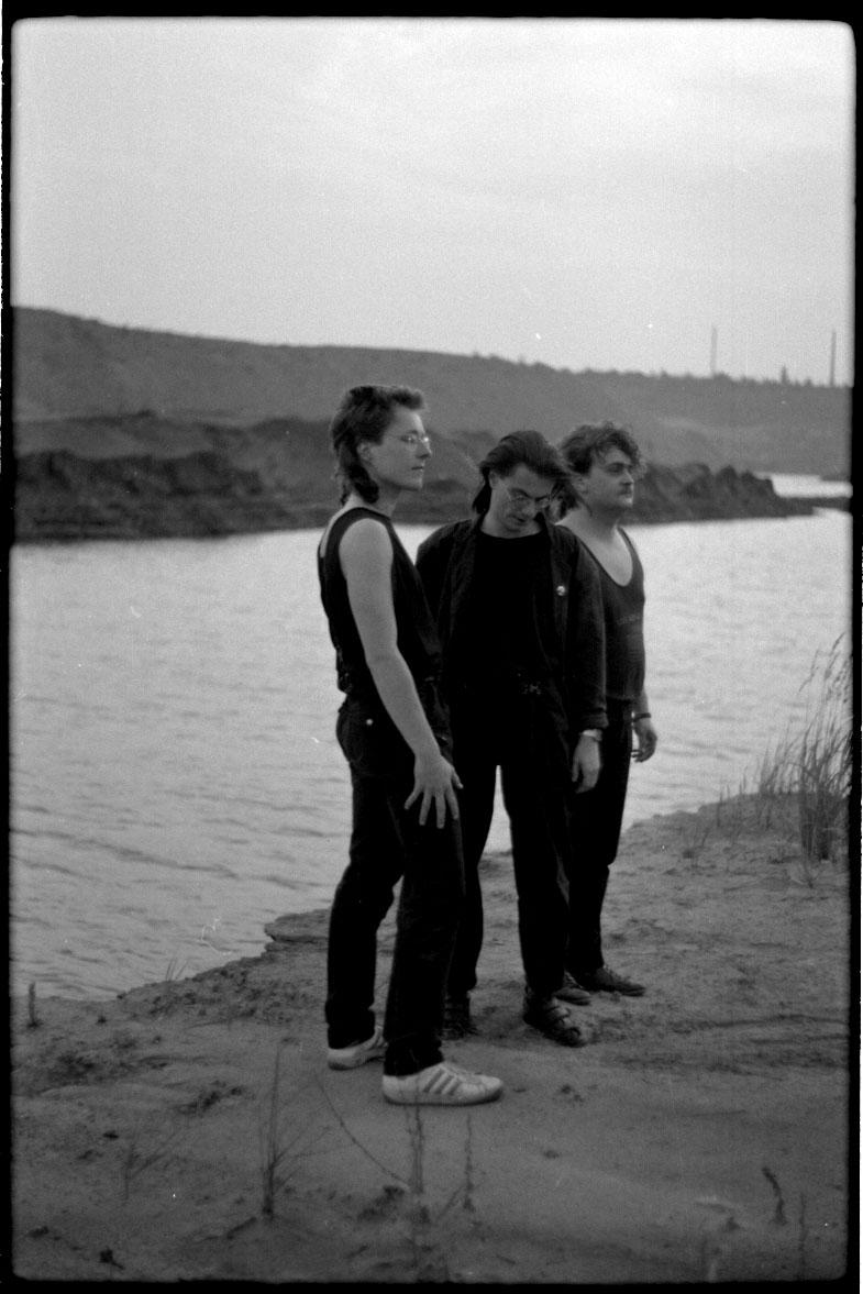 Real Deal - Fotosession im Tagebau: Heute ist das der Grund des Markkleeberger Sees.