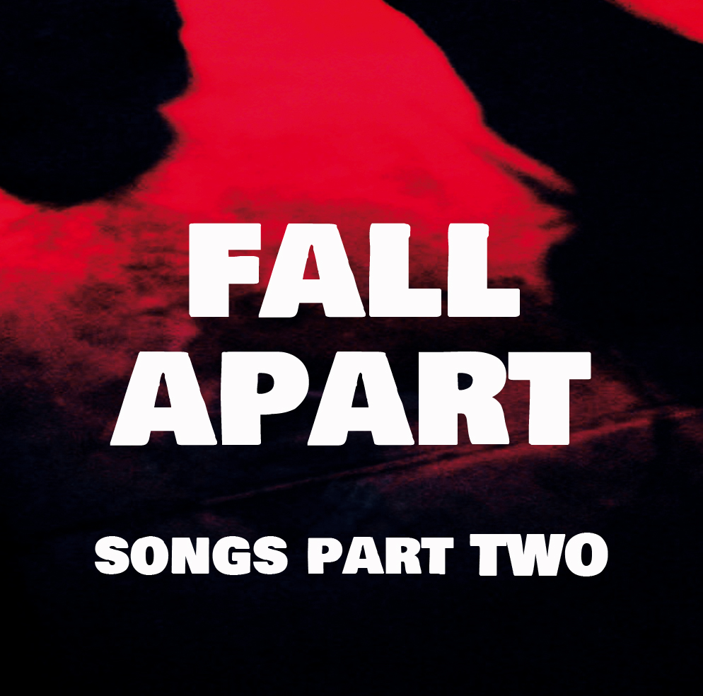 Cover Artwork FALL APART by PMC (c) kai reininghaus